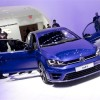 VW Golf R ve E-Golf Detroit