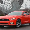 Wash�ngton Auto Show 2015 Ford Mustang