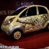 Tata Arabası 80 Kg Altınla En Değerli Hint Arabası Oldu