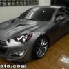 Hundai Genesis Coupe Yeniden 2012 Resimleri