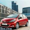 Toyota Yarış 2012 30 bin 900 TL Satış Fiyatları İle Türkiyede Yerini Aldı