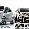 Fiat 2012 Binek Araba Eylül Ayı Kampanyası