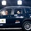 BMW X3 5 Yıldızlı Araba Sürüşü Test Edildi