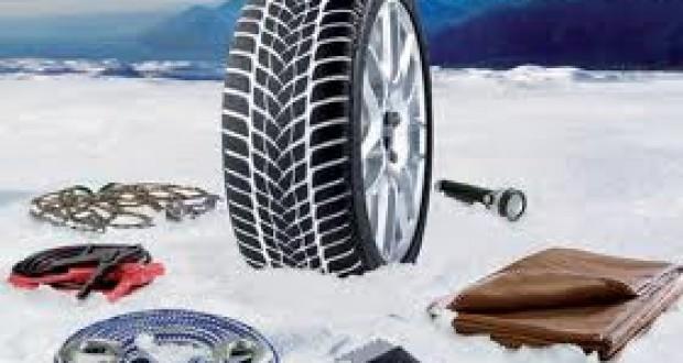 Arabanızda Kış Lastiği Ve Kar Zinciri,Arabanızda Kış Lastiği Ve Kar Zinciri Bulundurmanız,Otoyolu Trafik Yasasınca Gerekli