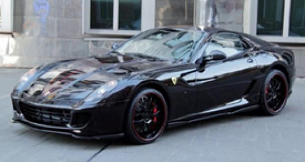 2012 Model,Anderson Germany,Ferrari 599 GTB Race Edition,Otomobil,Anderson Ferrari 599 GTB Race