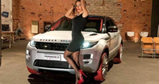 Marangoni Range Rover Evoque HFI-R,Araba Modifikasyon Kiti Tanıtımı