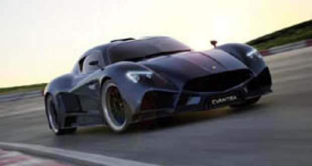 Faralli & Mazzanti Evantra,Coupe Spor Otomobil 2012 İtalyan Araba Bilğileri