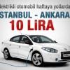 Renault Fluence Z.E Türkiye Elektirikli Arabada Hizmete 5 İlde Başlıyor