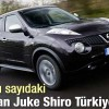 Sınırlı Sayıda Üretilen Nissan Juke Shiro,Nissan Juke Shiro Türkiye Pazarına Girdi