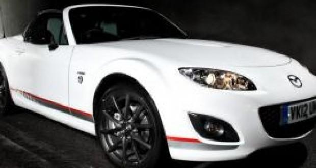 Mazda MX-5 Kuro,Mazda MX-5 Japon,Siyah Araba,Mazda MX-5 Kuro İngiltere,Versiyonu