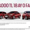 Fiattan Büyük Kampanya,Şubat Fırsatı 18.000 TL,Fiat 18 Ay Sıfır Kredi Faizi,Fiat kampanyaları