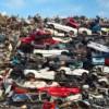 Trafikten kaldırılan,20 Yaşındaki araçlar,2 Milyon hurda Araba,Hurda Teşviği