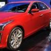 Yeni,2014,Cadillac,CTS,Yüzünü,Gösterdi