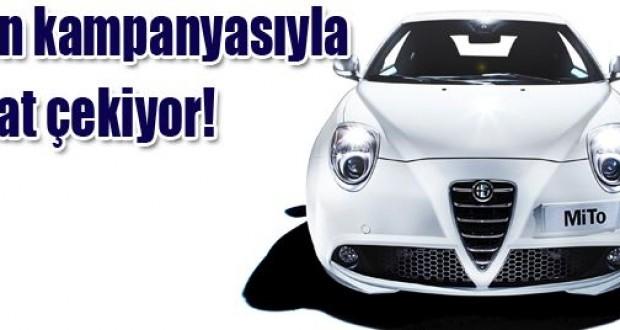 Alfa,Romeo,MiTo,ve,Giulietta'ya,Cazip,Nisan,Kampanyası!