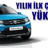 Dacia, 2013 yılının ilk çeyreğinde yükselişte!