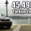Skoda'nın Yeni Octavia'sı 45.490 TL' ye Türkiye Yollarına Çıktı!