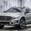 Mercedes GLA Concept Resmi Olarak Görücüye Çıktı