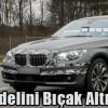 BMW,5,Serisi,GT,Bıçak,Altında