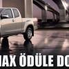 Isuzu,D-MAX,Ödüle,Doymuyor!