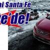 Yeni,Hyundai,Santa,Fe,158,bin,250,TL'lik,fiyatıyla,Türkiye'de