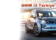 BMW i3 Türkiyeye Geldi!
