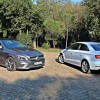 Karşılaştırma Audi A3 Sedan Ambition 1.4 TFSI S-Tronic  VS  Mercedes-Benz CLA200 Urban