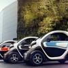 Renault Twizy Elektrikli Test Sürüşüne Çıktı