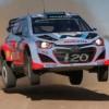 Hyundai,i20,WRCden,İkinci,Podyum,Sergilemesi