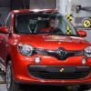 Renault Twingo'ya EuroNcap'den 4 Yıldız