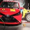 Toyota Aygo EuroNcap'den 4 Yıldızla Ayrıldı