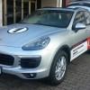 Yeni,Porsche,Cayenne,S,ile,Karadeniz'den,Hazar,Denizi'ne
