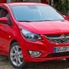 Opel'in Yeni Küçüğü Yüzünü Gösterdi
