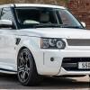 Kahn Design'dan Yeni Range Rover Gövde Kiti