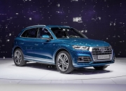 Paris Otomobil Fuarı Yeni 2017 Audi Q5