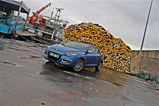 Renault Megane Coupe GT-Line, araba resim oto galeri
