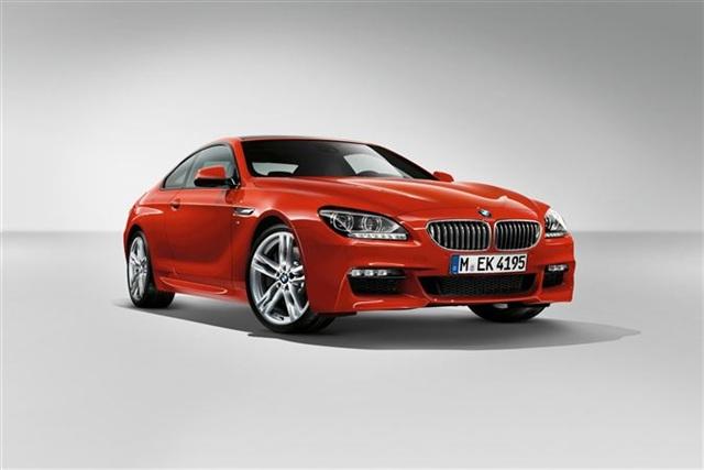 BMW 6 Serisi M Sport Daha Fazla Ekipman İle Geliyor, araba resim oto galeri