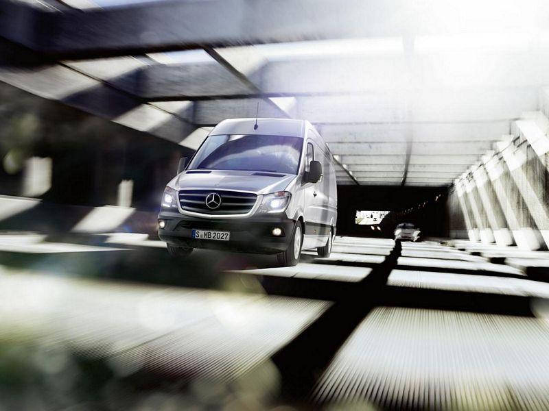 Mercedes Sprinter 2014, araba resim oto galeri