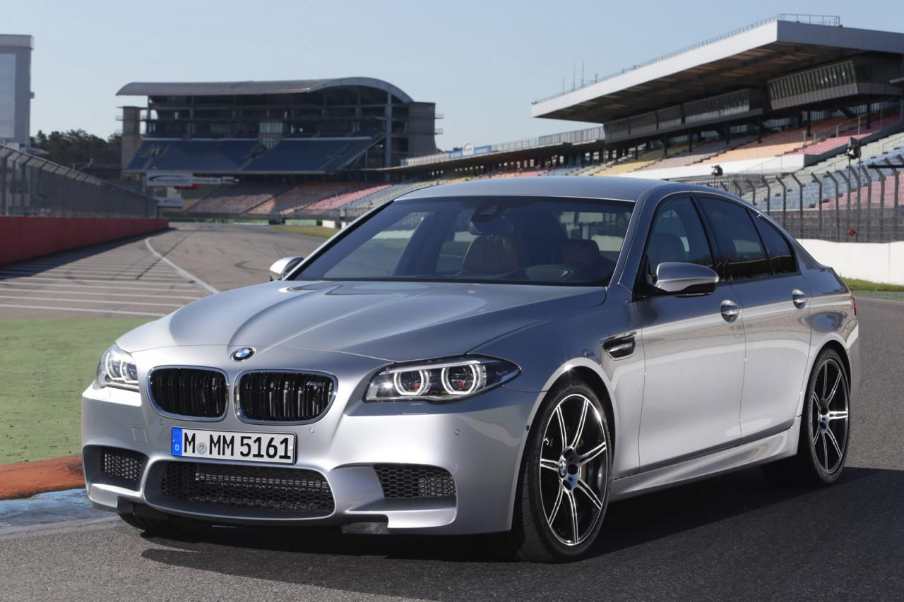 2014,BMW,M5′s,Competition,Package