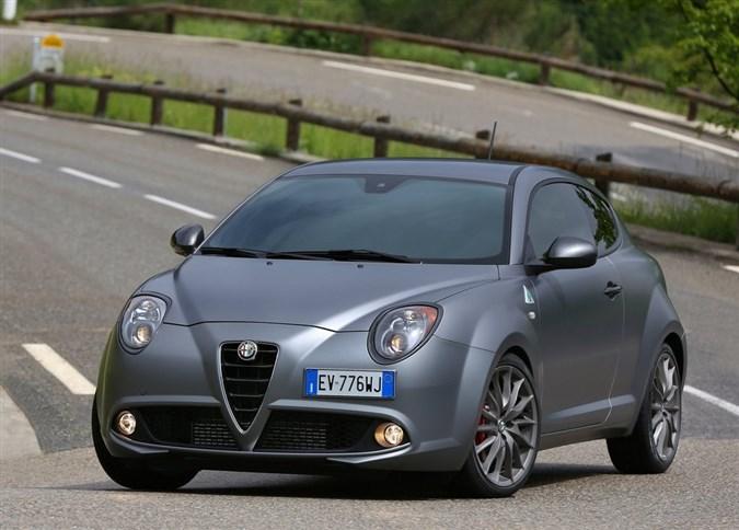 Alfa,Romeo,MiTo,Quadrifoglio,Verde