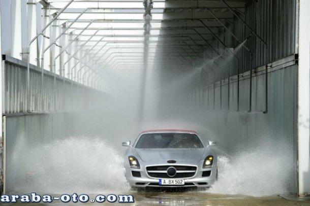Mercedes,SLS,AMG,Roadster,2011-2012,Otomobil,Üstsüz,Frankfurt,Reimli,Galeri,Resimleri,Özellikleri,Donanım,Sıfır,Araba