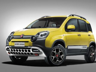 Fiat Freemont Cross ve Panda Cross Ekimde T�rkiyede
