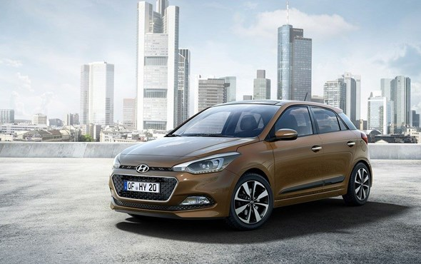 Yeni Hyundai i20 ilk kez T�rk gazetecilere tan�t�ld�