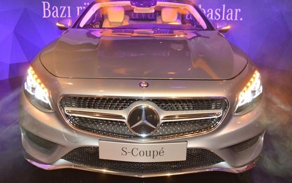 Yeni Mercedes-Benz S-Serisi Coup� T�rkiye'de