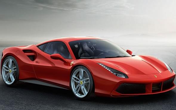 �talyan Spor Arabas� Ferrari 488 GTB T�rkiye�de!