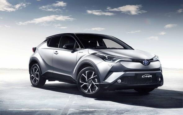 Avrupada Rekor Toyota Hibritte