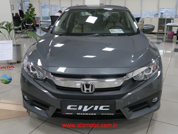 2017 Honda Civic Türkiye Fiyat Listesi